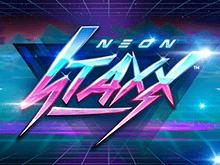 Слот Neon Staxx от казино GMSlots приведет к победе в игре на деньги