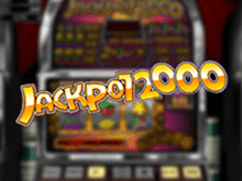 Азартная игра Джек-пот 2000 ВИП в режиме онлайн